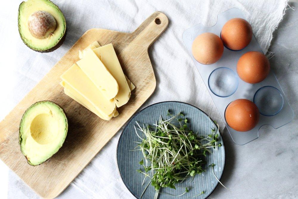 Gluten free breakfast wraps | Beloved Kitchen