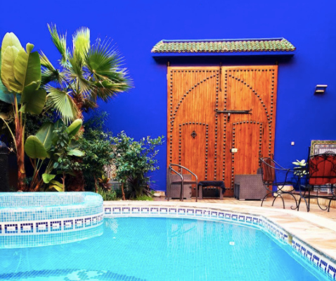 Shaka Surf Morocco Riad Accommodation