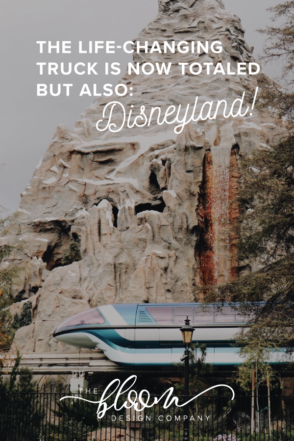 The Life Changing Truck is Now Totaled But Also Disneyland.png