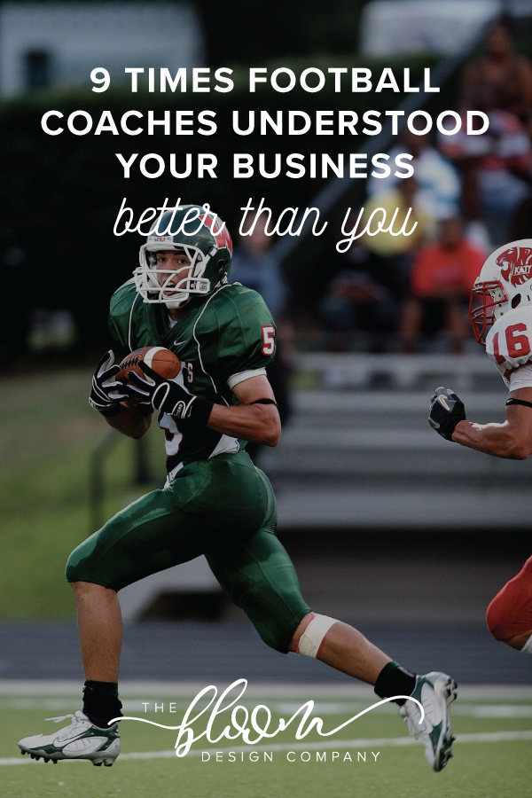 quotes from famous football NFL coaches about business and teamwork