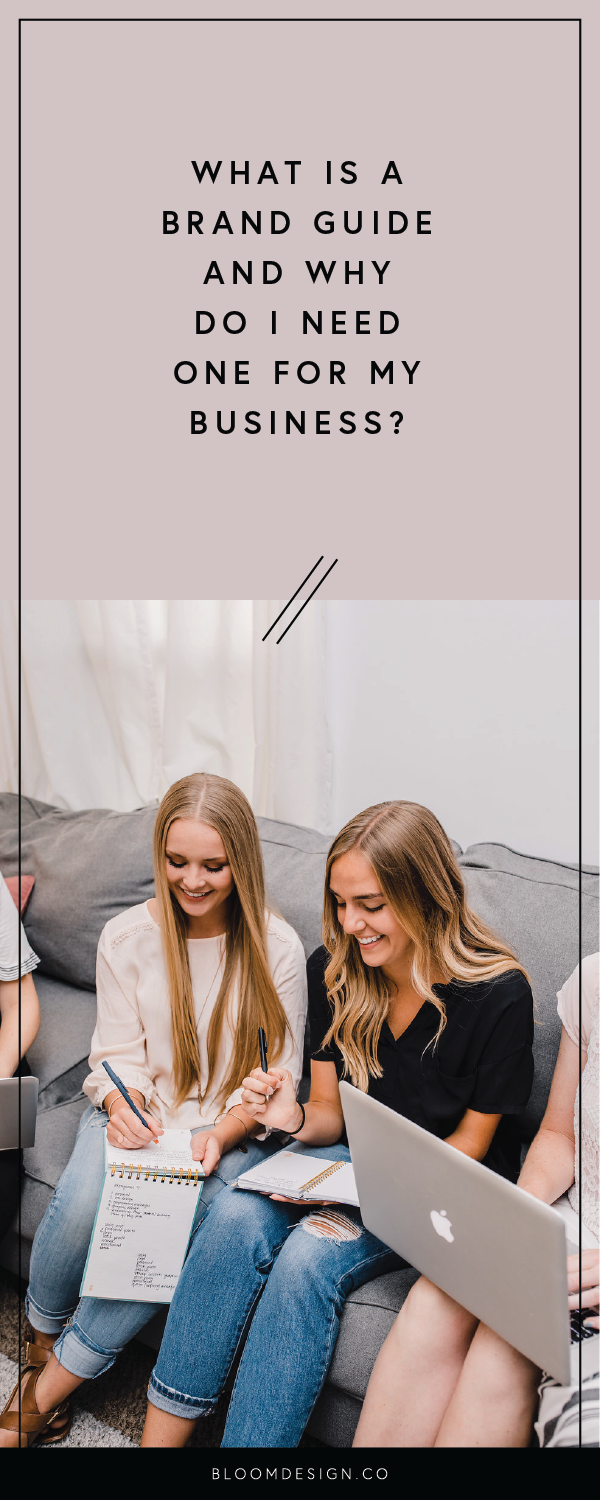 Click here to read why we recommend every small business owner keep a handy reference of their defined styles for their brand, so that customers and audiences can always recognize and connect with any small business! #girlboss #momboss #graphicdesign #sahm #workathomemom #wahm #smallbusinessowner #etsyshop #etsyseller #branding #bossbabe #workingmama #sidehustle #sidegig #logodesign