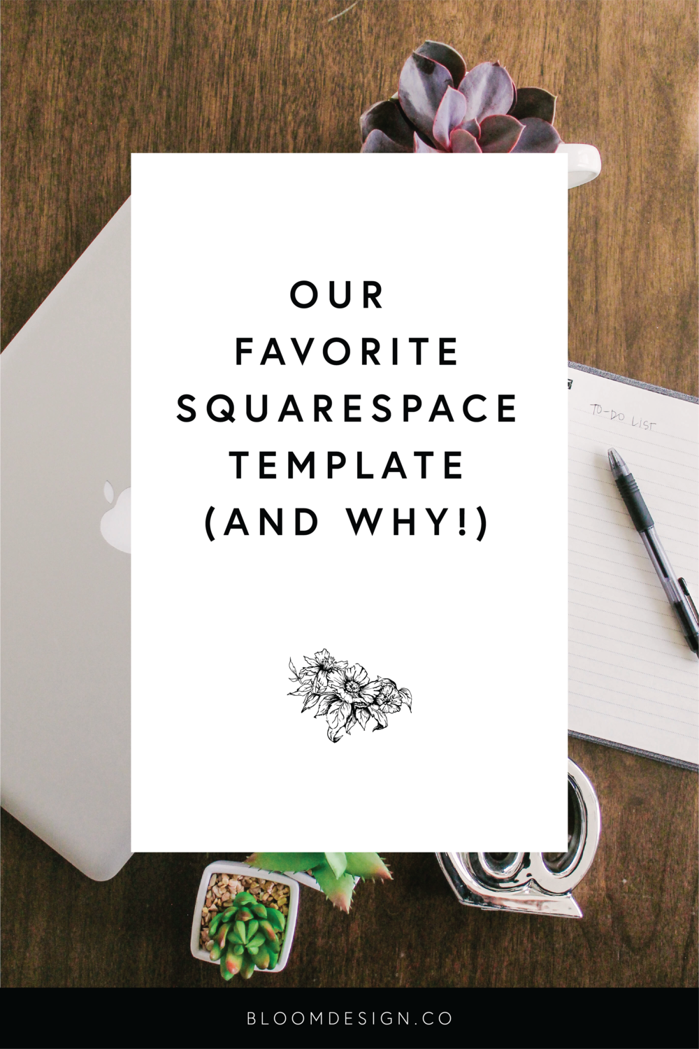 Our Favorite Squarespace Template!