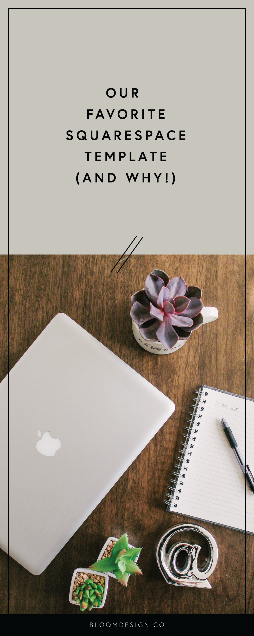 Our Favorite Squarespace Template (And Why!)