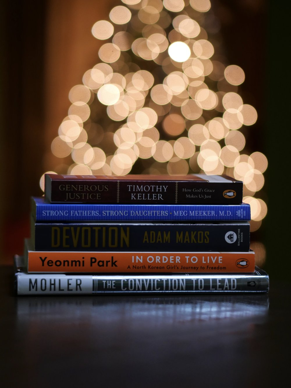 2018 Favorite Books - I enjoy a good book whether it's an audiobook, ebook, or an old fashioned paper book. This year, I finished over 100 books, you can see the full list here. It was hard to decide, but I think these are my fave five.