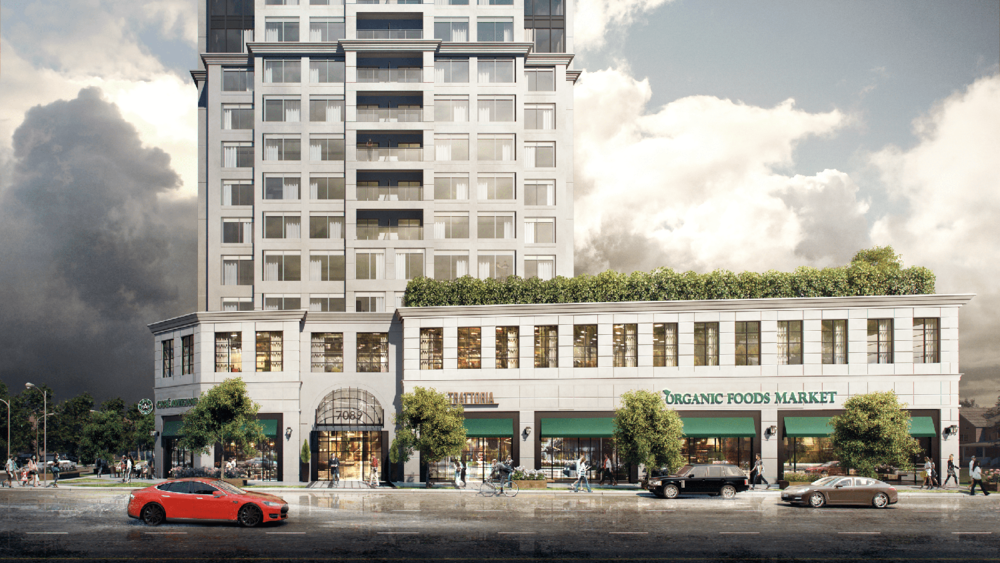 The Vanguard - Yonge & Steeles • Devron DevelopmentsThe main tower will consist of 25 storeys with approximately 200 residential unit. 1/2 an acre of parkland and 12,000 sq. ft. of retail space. Estimated completion date set for 2020.