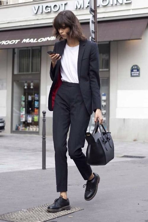 aaea738012b How to wear your Dr Martens for work — Farah Yaktine