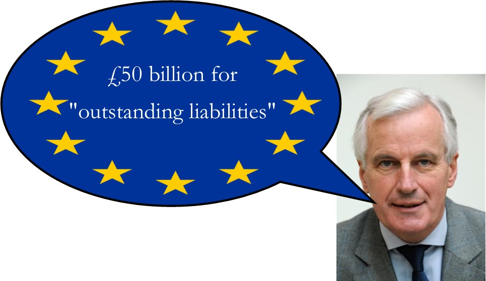 Michel Barnier, European Chief Negotiator for Brexit