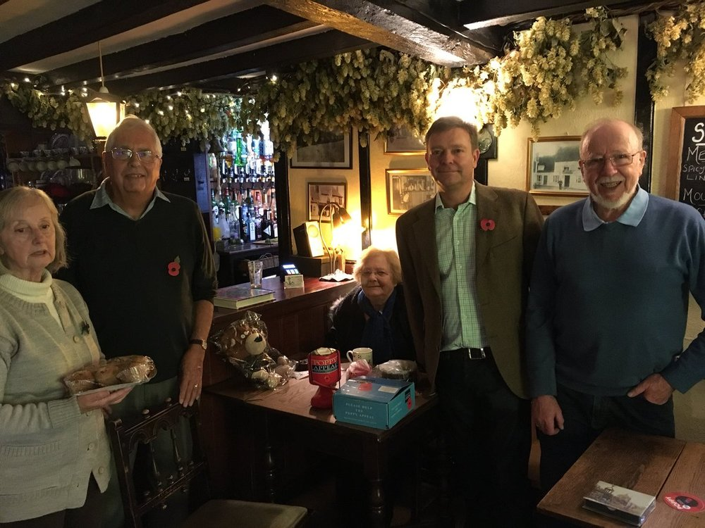 CM2 at Poppy Coffee Morning Anchor Pub in Wingham.jpg