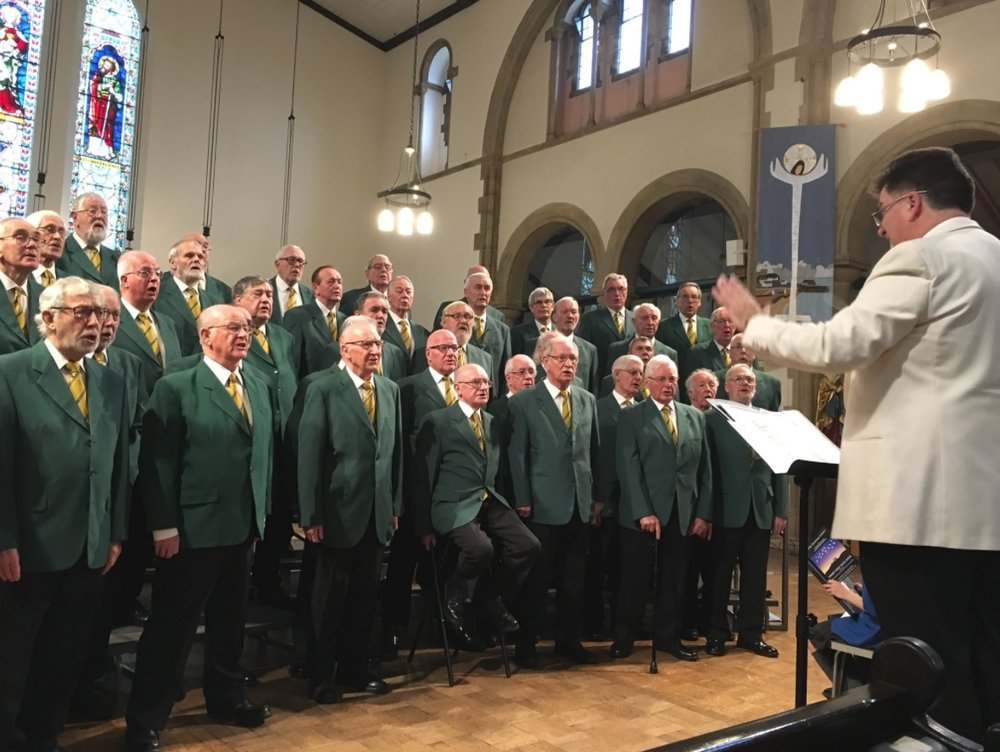 Thanet Male Voice Choir