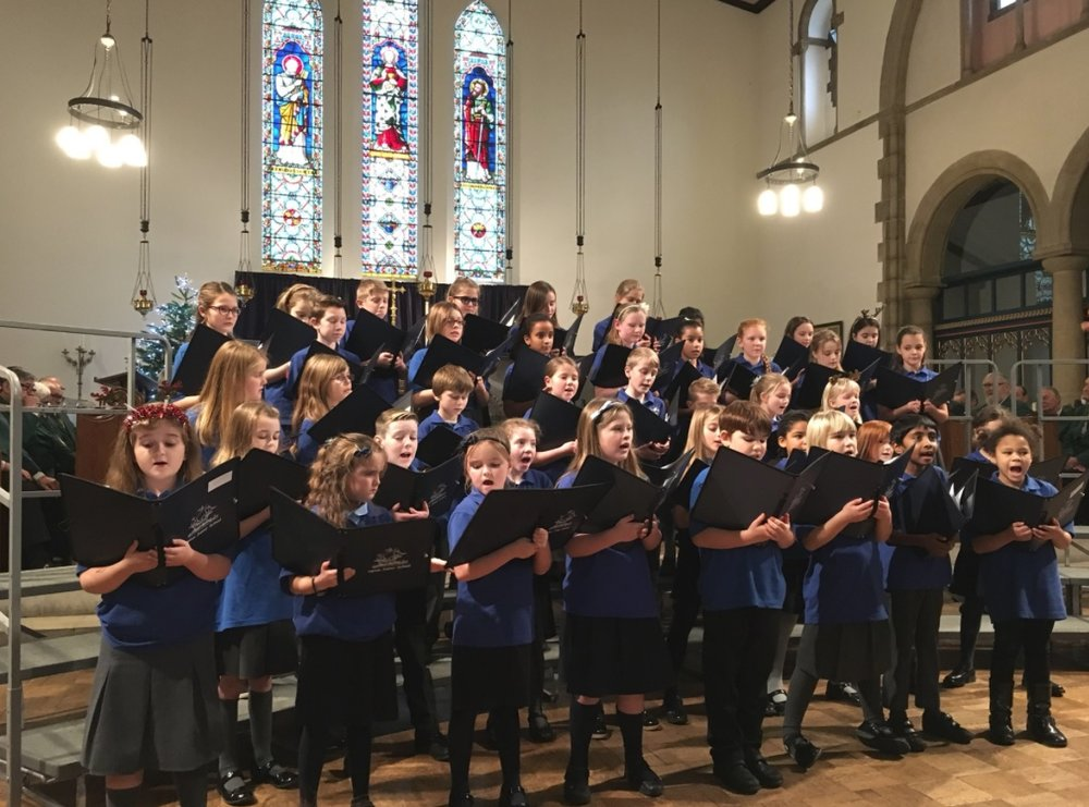 Upton Juniors' Choir