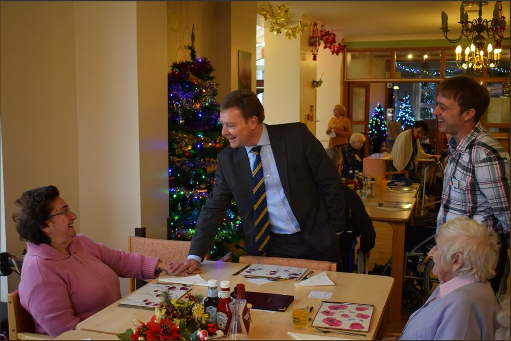 CM at RBL's Maurice House1 Dec17.jpg
