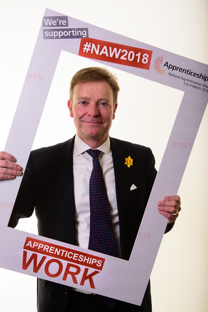 CM1 at National Apprentice Week Mar18.jpg