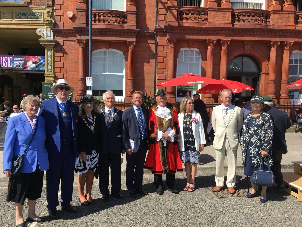 CM at Armed Forces Day Ramsgate June18.jpg