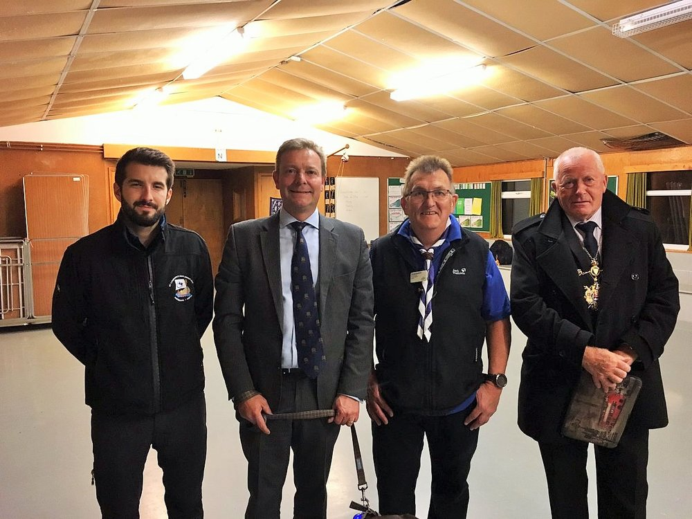 CM with Kent Scouts sleep out for Porchlight homeless2 Oct18 (002).jpg