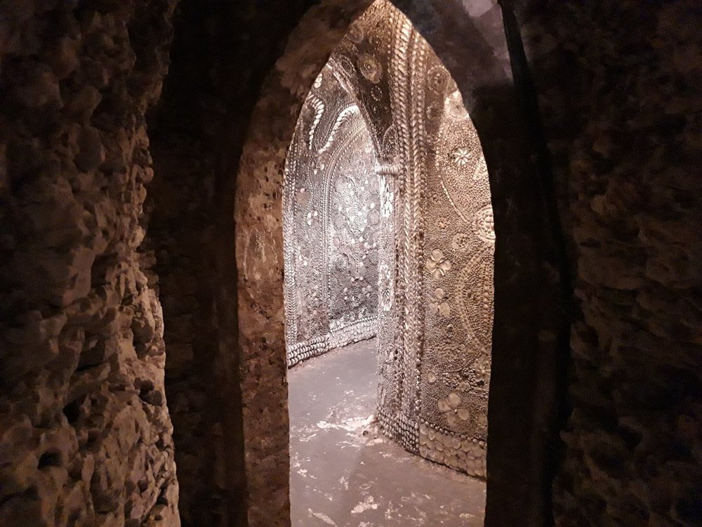 CM at The Shell Grotto in Margate2 Oct18.jpg