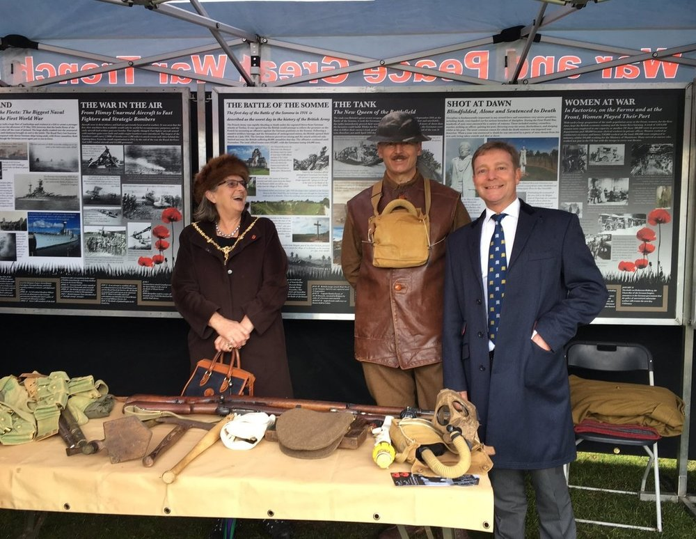 CM at Poppy Proms In The Park Bradstow School1 Nov18.jpg