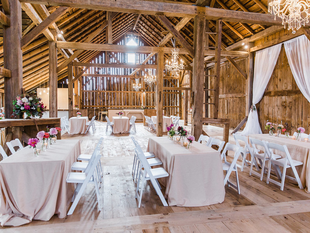 Trillium Creek Wedding Barn