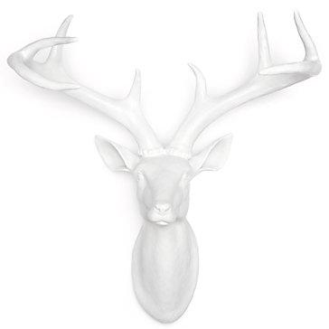 ZGallerie White Deer Head.jpg