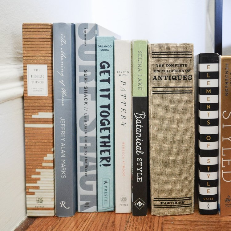 My 5 Favorite Interior Design Books A West Nest