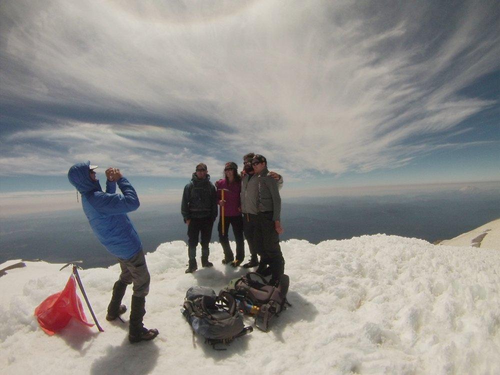 Summit photo ops