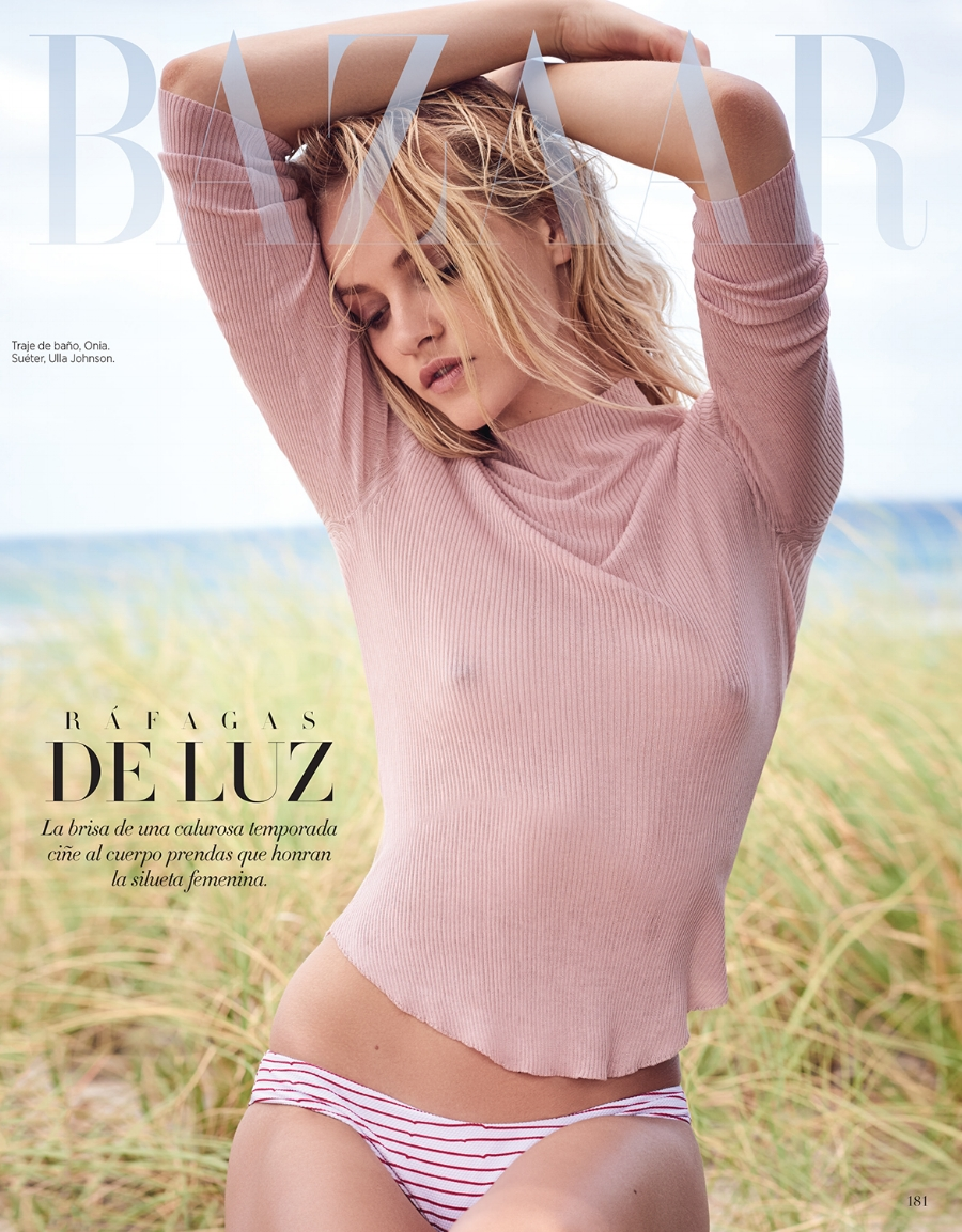 Harpers Bazaar Mexico / June