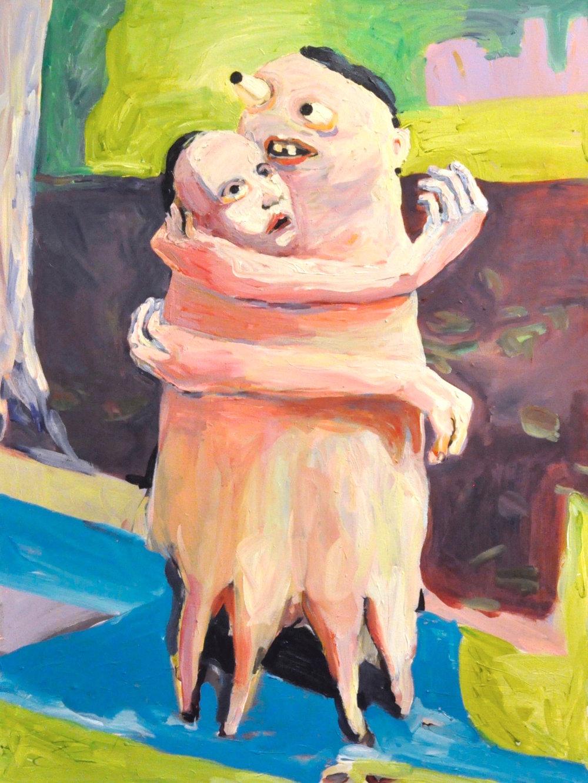 Hug No. 1