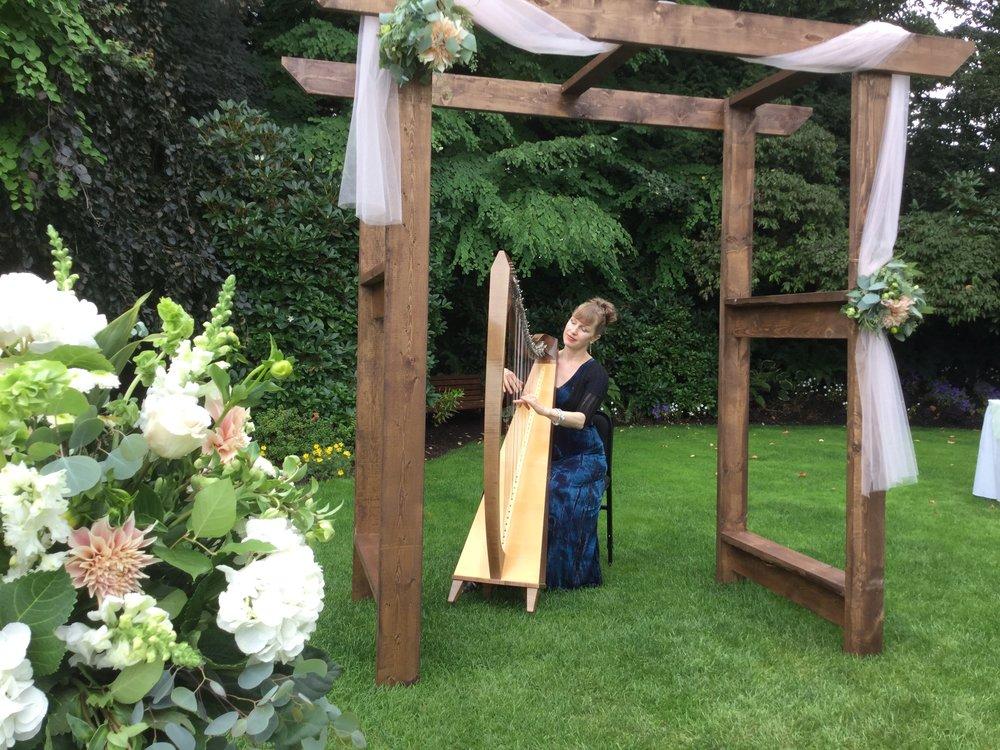 Wedding at Morgan Creek Golf Course, South Surrey, B.C.