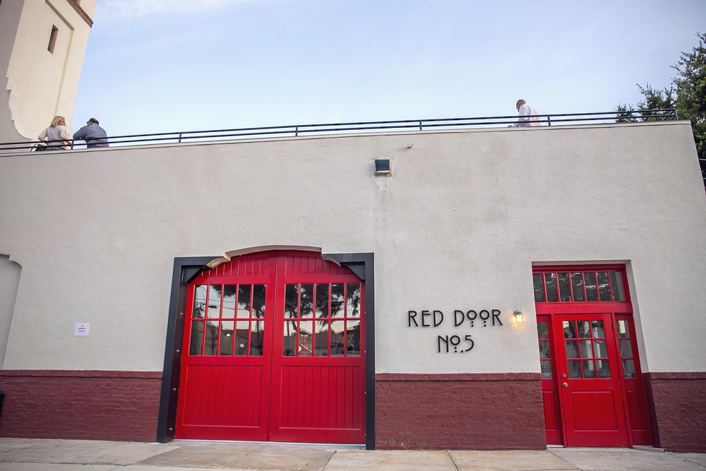 T&a\u0027s most inspiring venue space available for your next private event. & Red Door No. 5