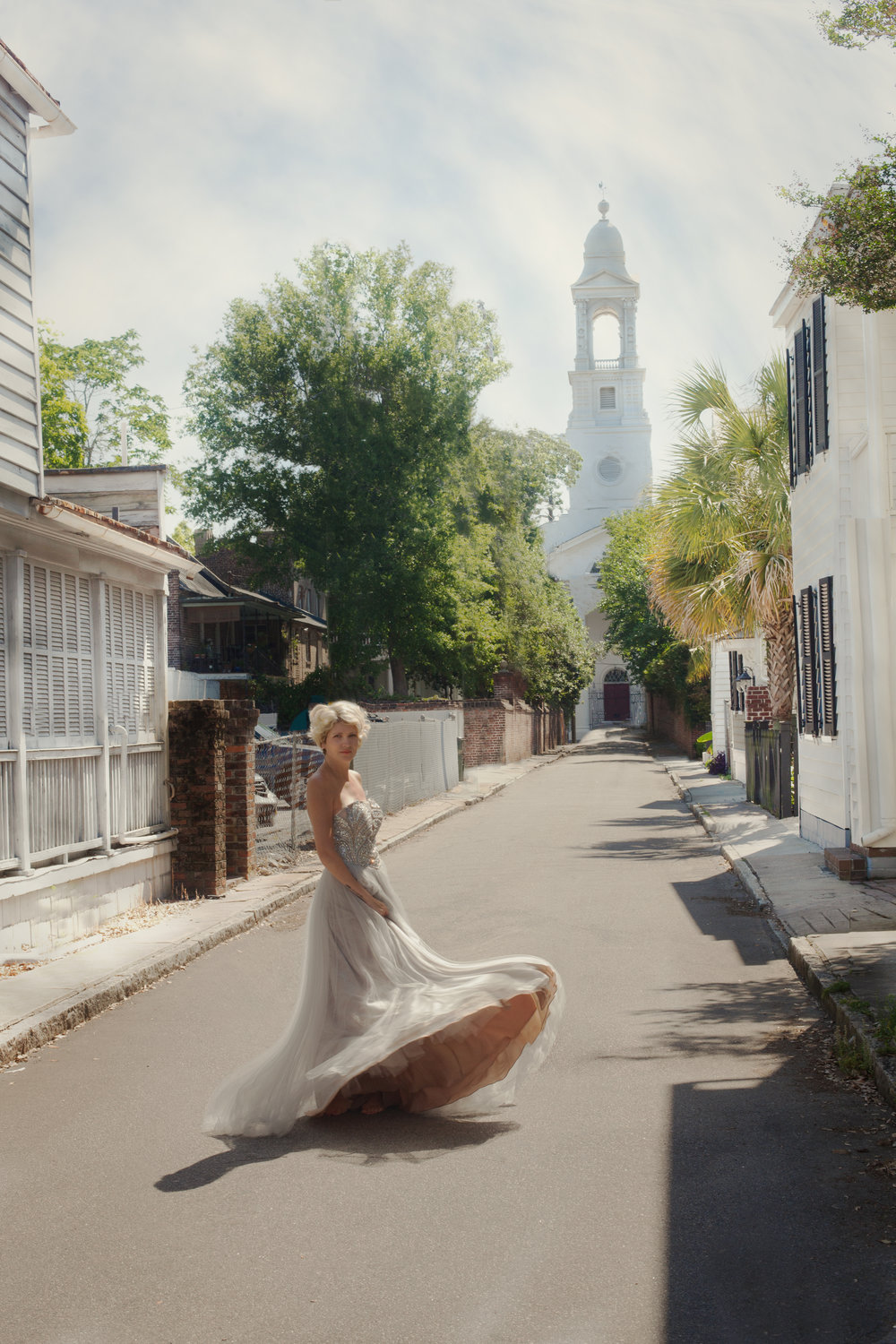 Jenn in Charleston, South Carolina, US, Spring 2017