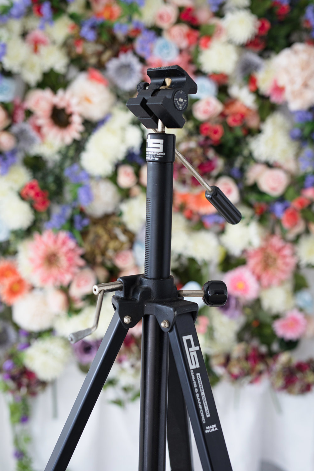 tripod - Asheville photographer - heirloom