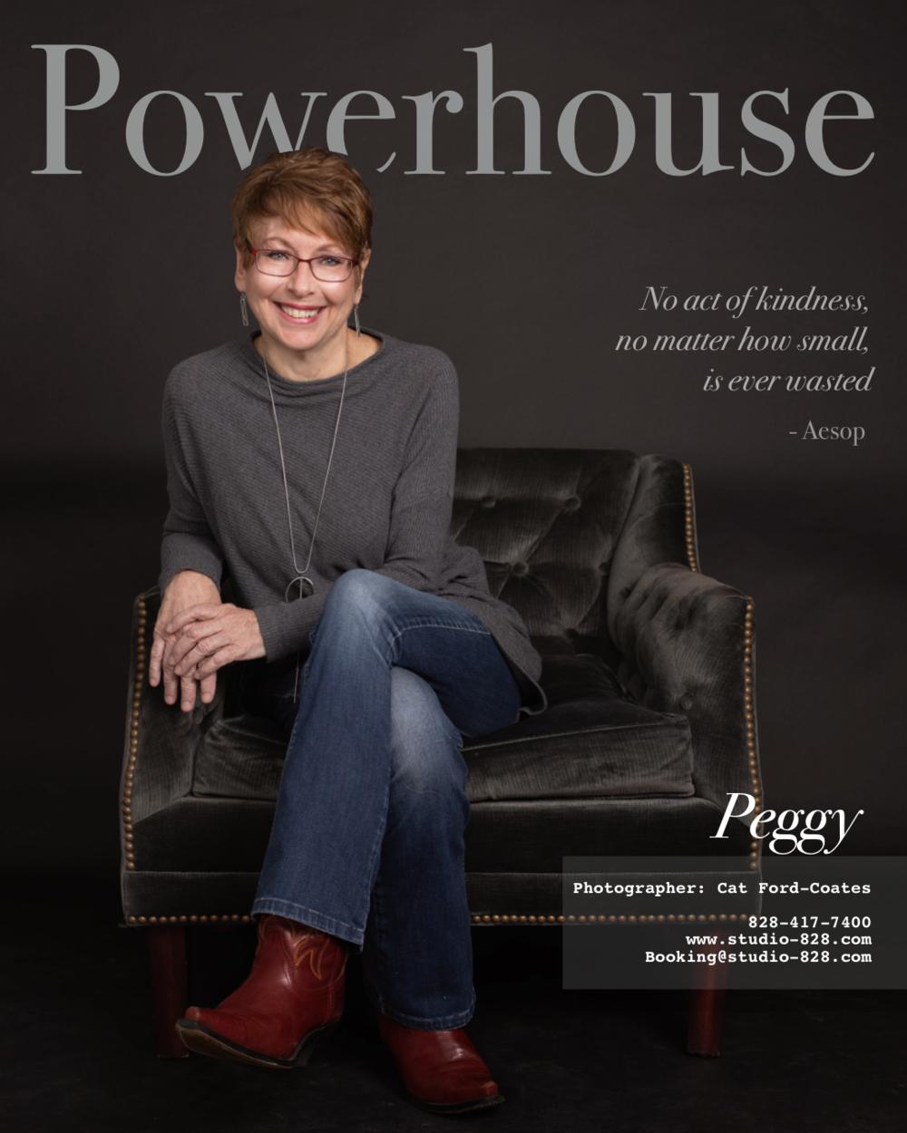powerhouse - women in business - community involvement in Asheville