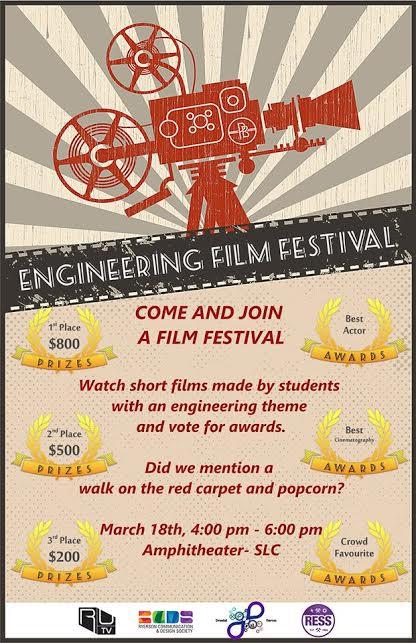 Engineering Film Festival