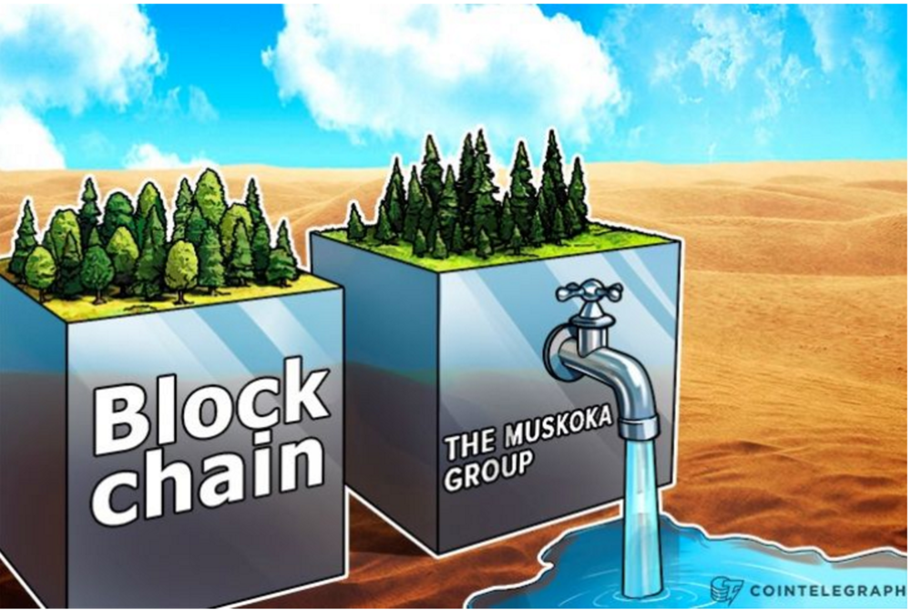 Cointelegraph: Blockchain's Backers Set to Improve its Image, Form Muskoka Group