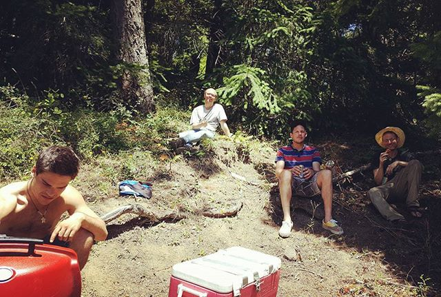 had a great time camping on denman with @stillfools - go see them on tour! also this is cool @do250 http://do250.com/p/bc-bands-volume-1 much love jimmy