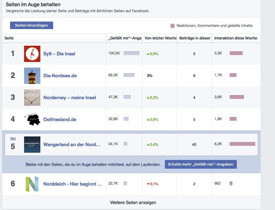 Der fünftägige Blogbuch-Aktionszeitraum erzielte unter anderem doppelt so hohe Interaktionsraten im Vergleich zu Fanpages mit mehr als doppelt so vielen Fans.