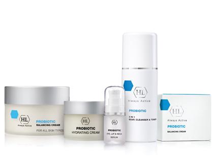 POSILNENIE IMUNITY - Procedúra pre citlivú pokožku. Produkty tejto produktovej rady je na posilnenie a ochranu imunity sú na základe jedinečného probiotického komplexu, ktorý stabilizuje stav mikroflóry kože, a určené na obnovenie kožnej bariéry, stabilizujú imunitu pokožky a chránia pred vplyvmi prostredia.