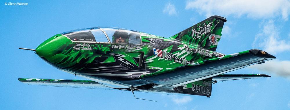 Justin Lewis: FLS Micro Jet