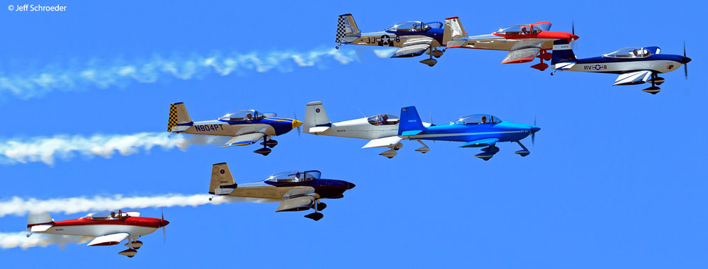 Falcon Flight Formation Team