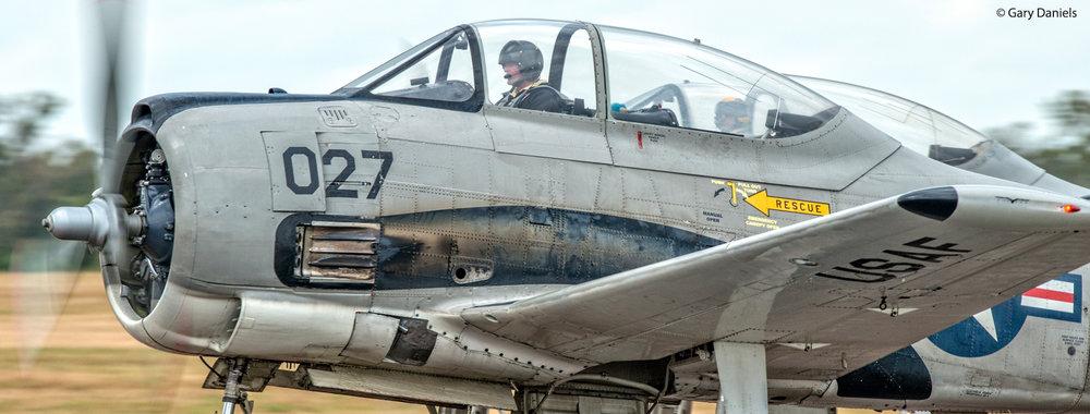Trojan Phylers Air Show & Racing Team: T-28 Trojans
