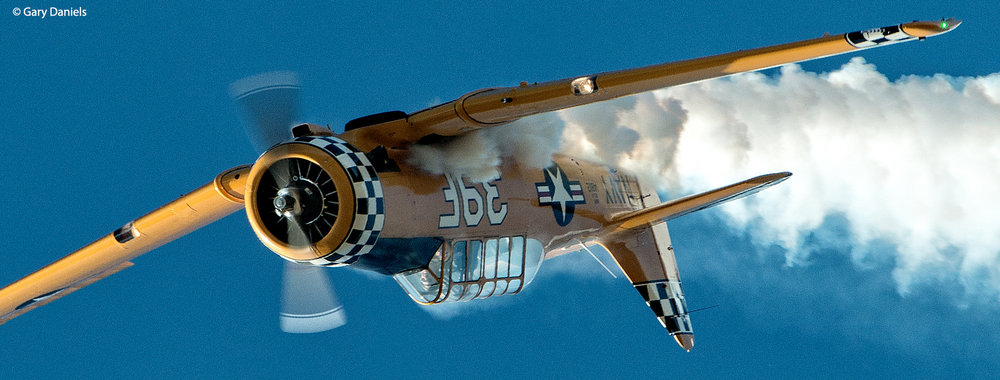 Jeff Shetterly: SNJ Texan, WWII Warbird