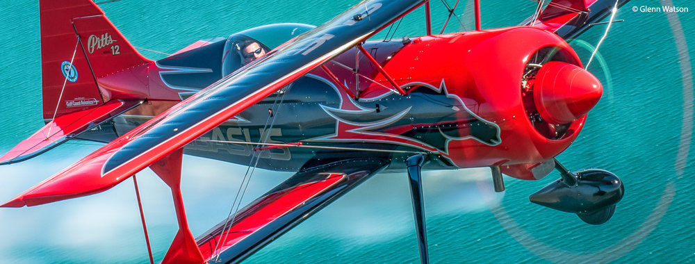 Jeremy Holt: Pitts Model 12