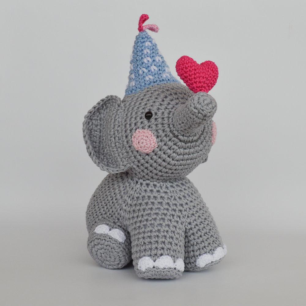 Elefantinho da Luiza - 2015