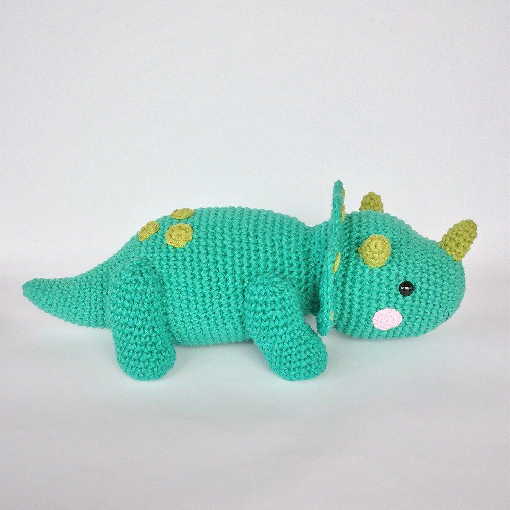 Dino Triceratops - 2017