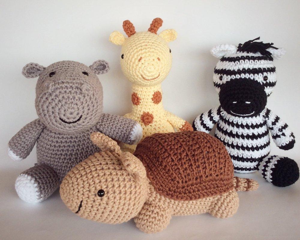 Rino, Girafina, Zebra e Tatuzinho especial - 2016