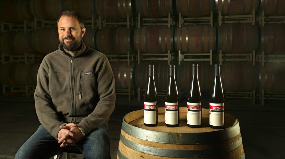 Graham Tatomer, Wine Maker & Owner