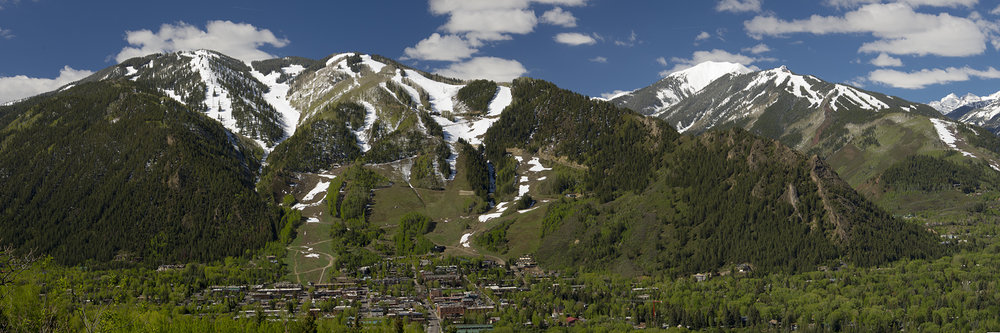 Aspen Panorama Series Spring