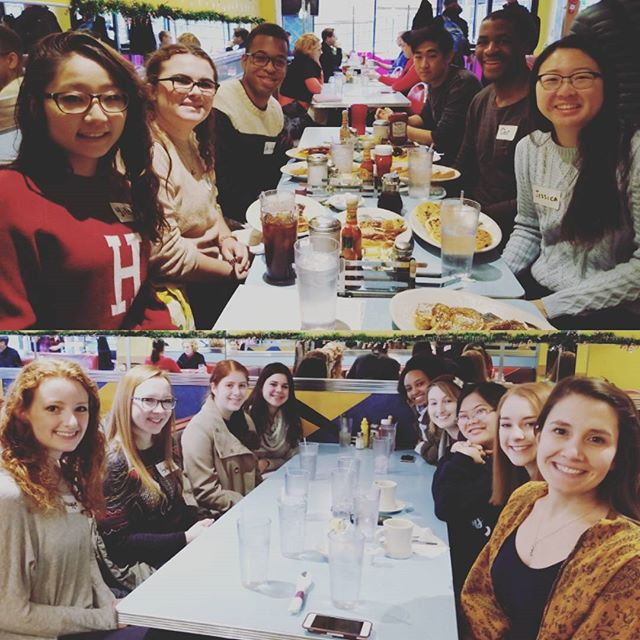 HealthPALs Holiday Brunch!