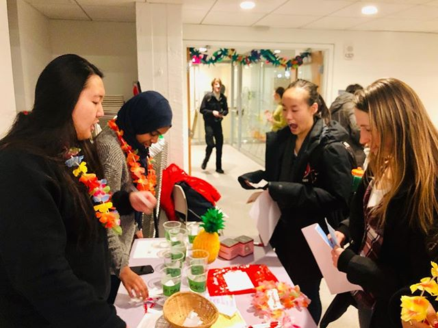 Spring into Wellness...done!  Next up: Spring Break! 🏝  Thank you to all the students who visited our HealthPALs booth & spent their night with us!  Stay tuned for more HealthPALs events☀️ #HealthyHarvard