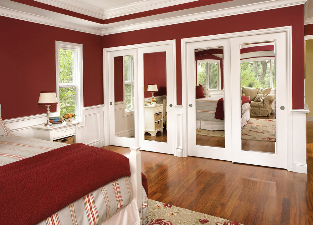 Closet Doors    VIEW GALLERY