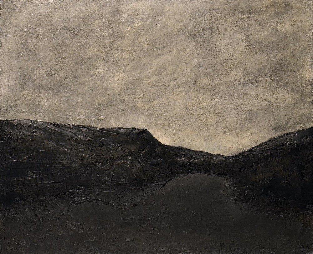 """Paisaje oscuro III / Dark landscape III"""